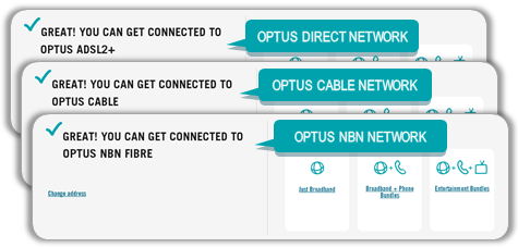 Support answers - Optus